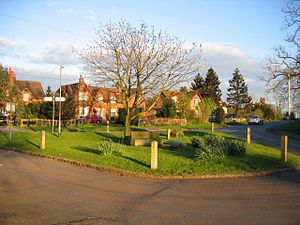 Old Milverton - The village green