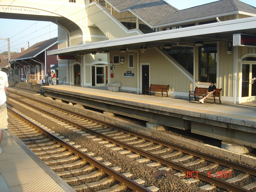 Old Saybrook Station