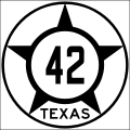 Old Texas 42.svg
