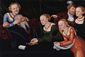 Old man beguiled by courtesans by Lucas Cranach the elder.jpg