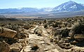 Old wagon road downhill to Paradise and MtTom.jpg