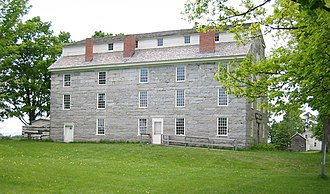 Brownington, Vermont - The Old Stone House Museum