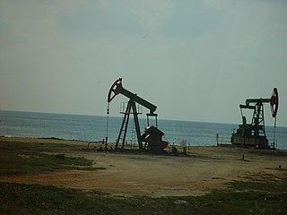 Puits de pétrole cubains