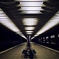 Olympiazentrum subway station Munich 2013.jpg