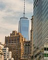 One World Trade Center from Downtown.jpg