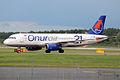 Onur Air, TC-OBE, Airbus A320-232 (16268918270).jpg