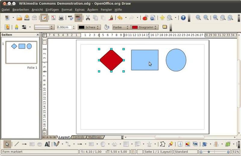 Draw 3.2 Ubuntu 10.04.ogv