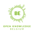 Open Knowledge Belgium logo - vertical green.png
