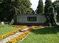 Orlová, pomník padlým horníkům v důlní katastrofě na nové jámě v Lazích v r. 1919 (2).JPG