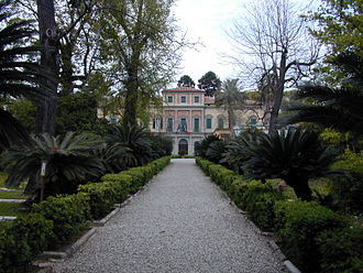University of Pisa - Orto botanico, botanical garden