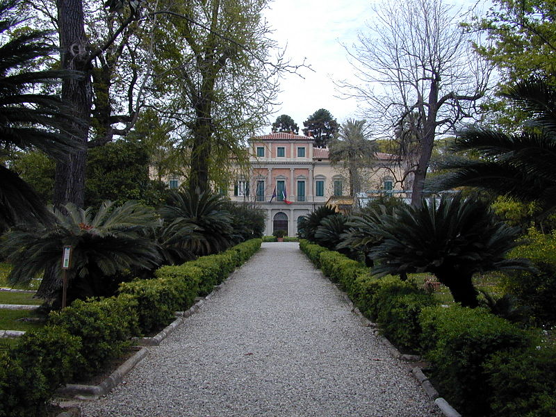 Roteiro em Pisa, na Italia