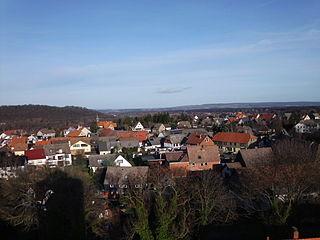 District of Goslar in Lower Saxony, Germany