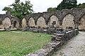 Orval - Abtei von Orval - Ruine - Neubau - Zisterzienserkloster - 02.jpg