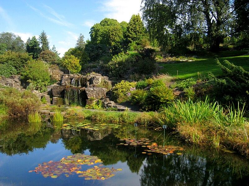 Oslo Botanical Garden, Oslo, Norway.