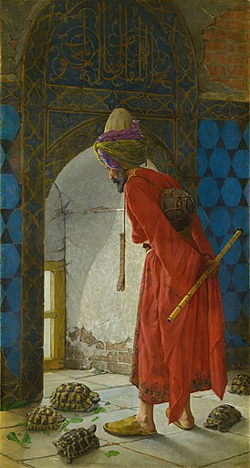 Osman Hamdi Bey - The Tortoise Trainer.jpg