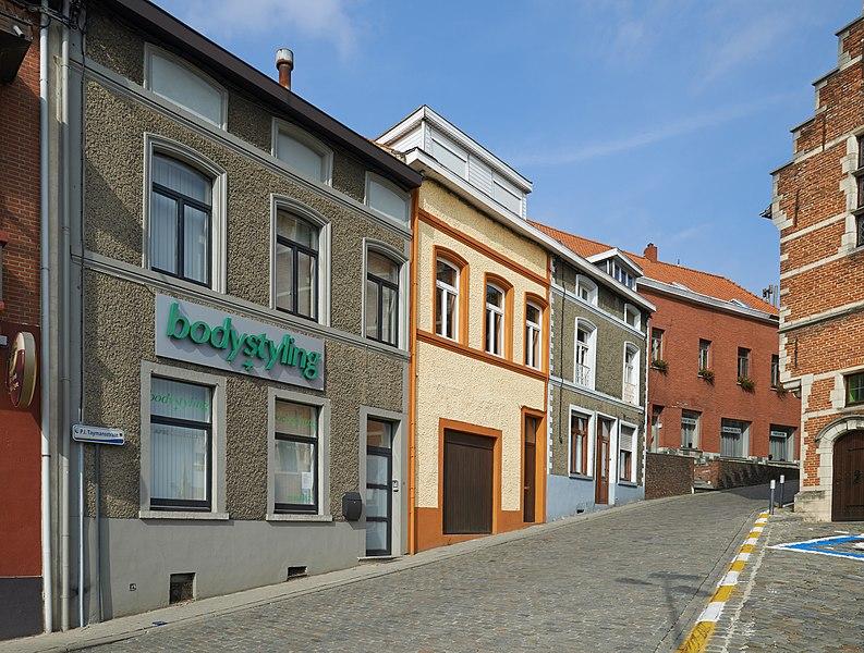 File:Overijse, Taymansstraat 11-17 A.jpg