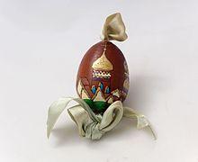пасхальное яйцо википедия