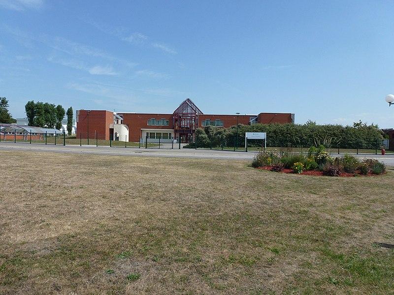 Oye-Plage (Pas-de-Calais) le collège