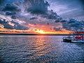 Pôr do sol no Rio Paraíba.jpg