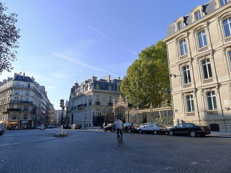Fichier:P1060432 Paris VIII place de Rio de Janeiro rwk.jpg