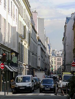Image illustrative de l'article Rue Jacob