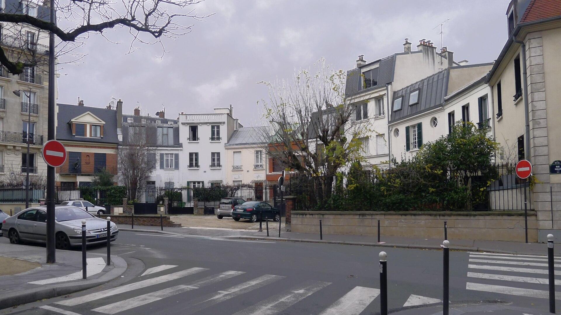 Rue Du Capitaine Audibert Villa Vellena