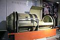 PIG - Pipeline Inspection Gauge (The Living Daylights) National Motor Museum, Beaulieu.jpg