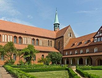 Lehnin Abbey - St Mary's Church and Cloisters