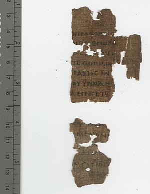 John 1 - Image: P Oxy.v 0071.n 4804.a.01
