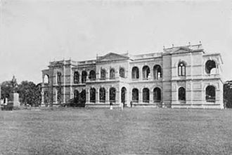 National Museum of Colombo - Museum in 1896