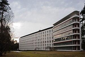 Paimio Sanatorium - Paimio Sanatorium