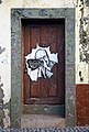 Painted door (Photographer). Funchal, Madeira.jpg