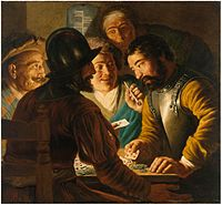 PaintingJanLievensTheCardplayersCirca1623to1624.jpg