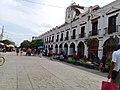 Palacio municipal de Juchitan danado por el terremoto 2019.jpg