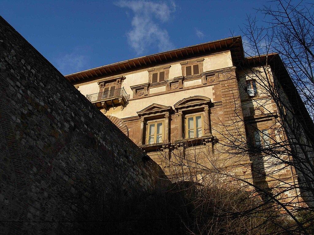 Palazzo Campana - Colle di Val d'Elsa