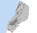 Palmi localizzazione del centro abitato di Sant'Elia.png
