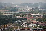 Panama Canal and the Locks (8627448050).jpg