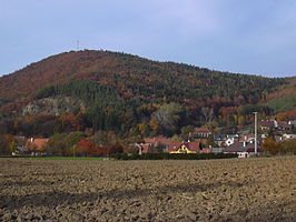 Panorama Pístovice (Vyškov- czech republic).JPG