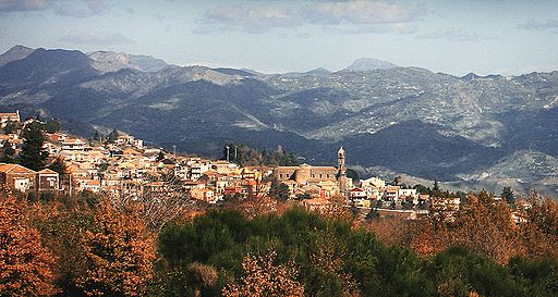 Panorama Sant'Alfio