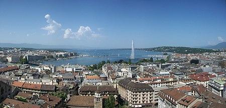 Geneva Travel Guide At Wikivoyage
