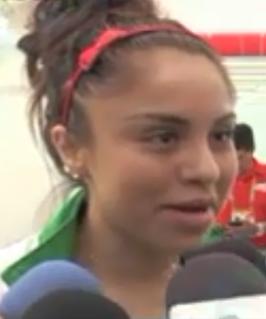 Paola Longoria Mexican racquetball player