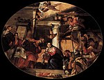 Paolo Veronese - Adoration of the Shepherds - WGA24801.jpg