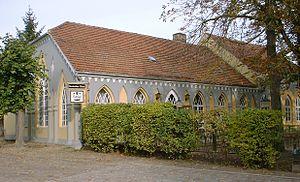 Paretz - Gothic House