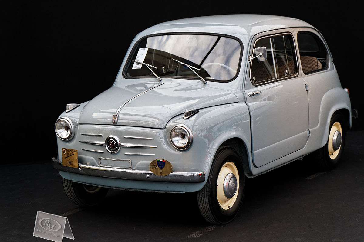 fiat 600 wikipedia. Black Bedroom Furniture Sets. Home Design Ideas