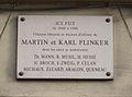 Paris 1er 68 Quai des Orfèvres Martin Karl Flinker 403.JPG
