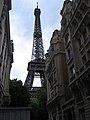 Paris 75007 Rue de Buenos Aires 20090609 Eiffel Tower.jpg