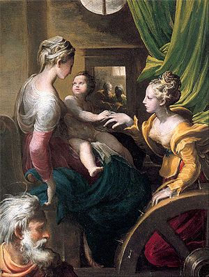 Parmigianino - The Mystic Marriage of Saint Catherine - 1527-31.jpg