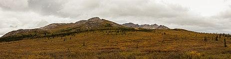 Parque nacional y reserva Denali, Alaska, Estados Unidos, 2017-08-29, DD 74-78 PAN.jpg