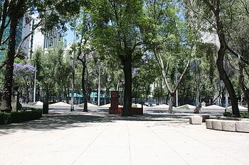 Paseo de la Reforma - 1