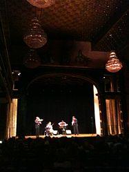 live im Künstlerhaus München (2013)